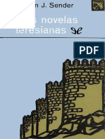 Sender, Ramon J. - Tres novelas teresianas