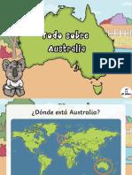 Todo sobre australia