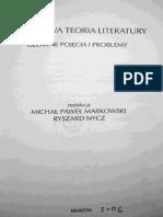 A.burzynska - Kulturowy Zwrot Teorii