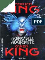 King, Stephen & Owen King - Frumoasele adormite (Sleeping Beauties ,2017).pdf