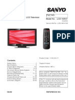 Manual Service LCD19XH7