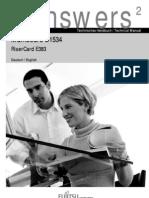 Fujjitsu Siemens Manual