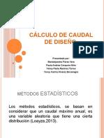NASH Calculo de caudales máximos-hidrologiaexpo