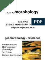 05_EAS217_SP17_Geomorphology