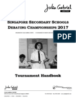 2017 Tournament Handbook