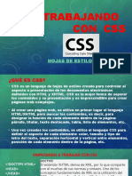 Inicio CSS