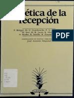 MAYORAL Jose Antonio (comp) - Estetica de la recepcion.pdf