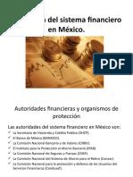 Estructura del sistema financiero en México