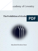 The Prohibition of Alcohol in Islam Sheikh Ebrahim Noor