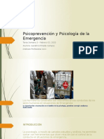 Sandrino Pineda Campos_Tarea Semana 3_Psicoprevención y Psicología de la Emergencia _3 febrero 2020.docx