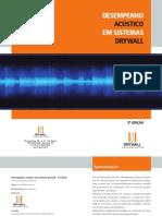 Manual de Desempenho Acústico em Sistemas Drywall.pdf