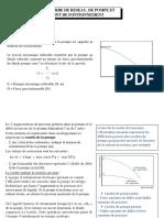 Part4-Courbes P&R et Pt fonctionnement