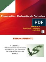 PRESENTACIÓN Nº3 Preparación y evaluación de proyectos
