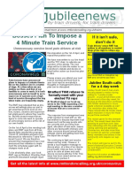 Jubilee News, April 2020