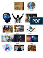 Antropologia,historia,demografia,psicologia social, politica, economia, derecho,cibernetica IMAGENES