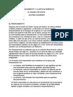 RENACIMIENTO Y BARROCO (1)