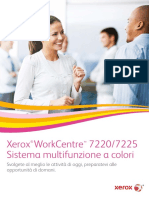 Brochure Xerox Workcentre 7225