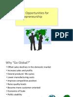 L10-Global Opportunities for Entrepreneur