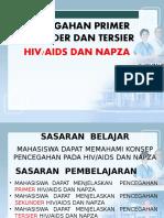 KONSEP PENCEGAHAN HIV dan AIDS