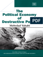 Mehrdad Vahabi - The Political Economy of Destructive Power.pdf