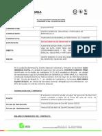 ACTA LIQUIDACION CONVENIO- FINDETER