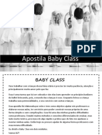 Apostila Baby Class.pdf