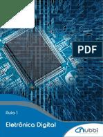 001-Aula-1 -Eletrônica Digital - INVERSOR  LÓGICO.pdf