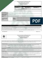 4. Reporte Proyecto Formativo - 2001028 - DISEÑO DE PROCEDIMIENTOS OPERA