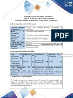 Guía de actividades y rúbrica de evaluación - Ciclo de la tarea 2.docx