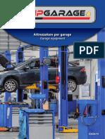 Brochure Garage