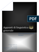 appunti_linguistica generale_FM