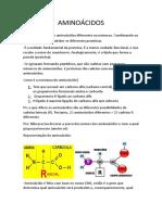 Bioq - aminoácidos aula dig
