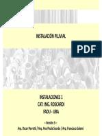 Teorica Pluviales - Version 3