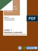Unidad 1 Modulo IV Monitoreo Evaluacion.pdf