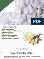 Sugar Industry in Pakistan (17-UGLC-650)