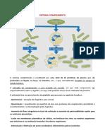 Sistema complemento, Imunidade humoral, coooperação entre células, memória imunológica