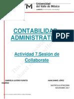 Actividad 7 Collaborate