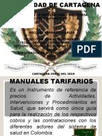 DIAPOSITIVAS MANUALES TARIFARIOS