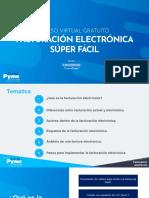DIAPOSITIVAS FACTURACION ELECTRONICA SUPERFACIL SALUD