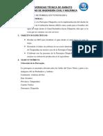ÍNDICE DE POBREZA EN TUNGURAHUA