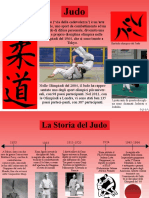 Judo, Una Guida Da Non Leggere a Proposito Dell'Arte Marziale Più Sottovalutata Di Sempre (o Forse No)