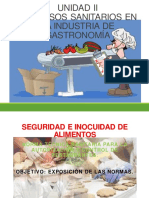NORMA TÉCNICA SANITARIA PARA LA AUTORIZACIÓN Y CONTROL PARA RESTAURANTES