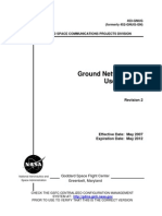 Nasa Ground Network Users Guide 3