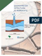 Projeto cadastro da infra-estrutura hídrica do nordeste