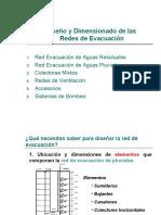 Guía Diseño y Dimensionado de redes de evacuación