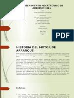 ALTERNADOR Y MOTOR DE ARRANQUE