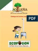 CATÁLOGO DE COCINAS 2020