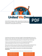 UWD - Donate Directly to Undocumented Immigrants Affected by COVID-19