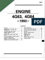 Mitsubishi Galant Lancer- Wiring Diagrams 1994-2003