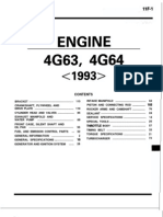 2g Eclipse Tech Info Manual | Airbag | Turbocharger